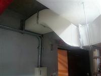 工廠冷氣通風換氣風管工程