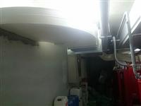 廠房廢氣處理換氣通風工程