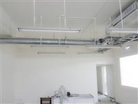 科技廠冷氣出風管口及管線工程