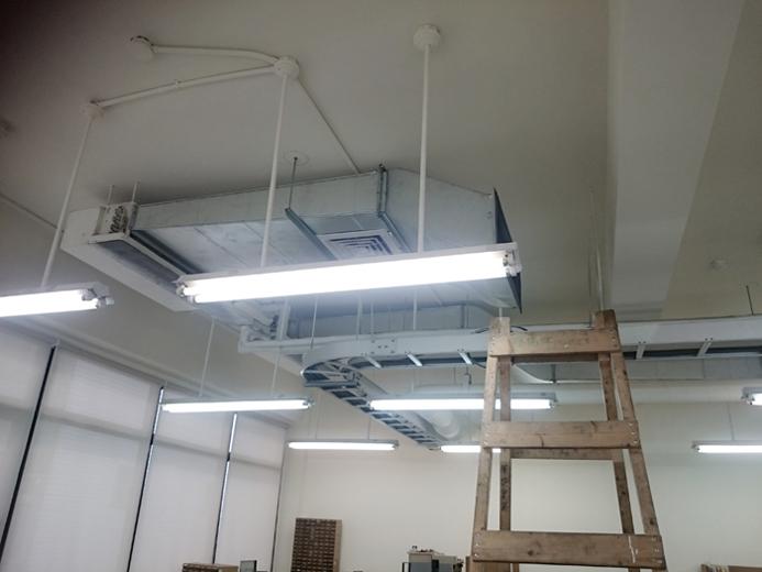 大樓冷氣空調風管工程