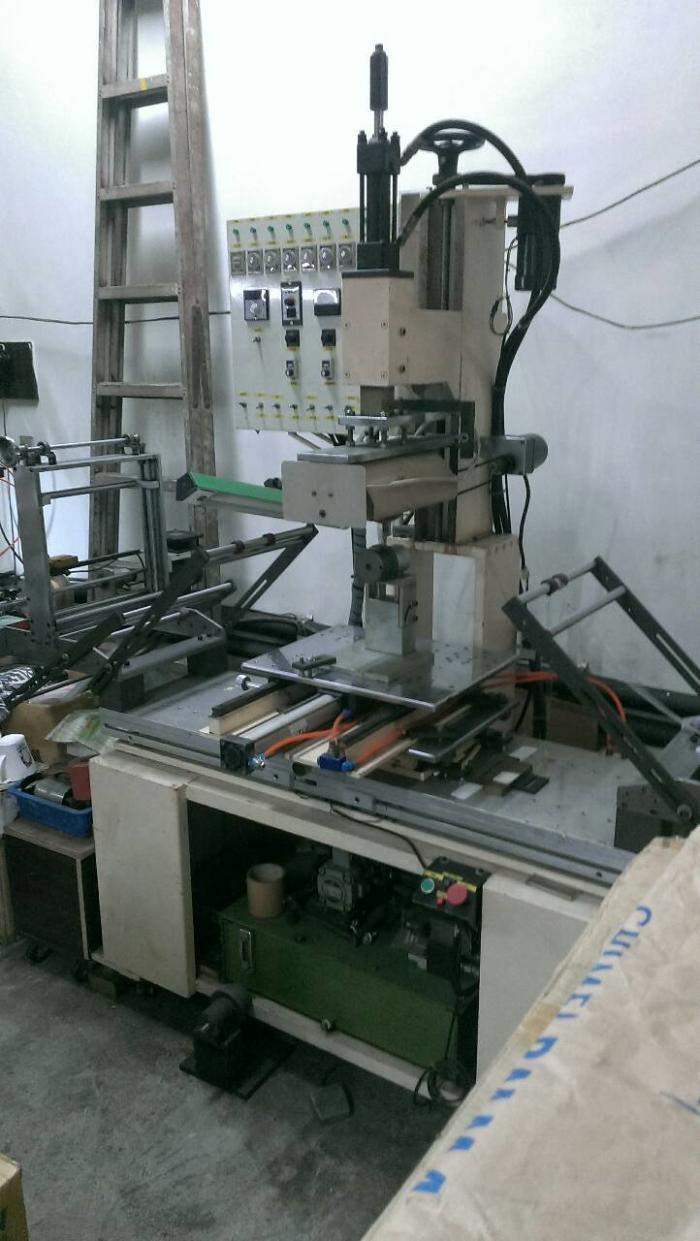 塑膠平面熱轉印加工
