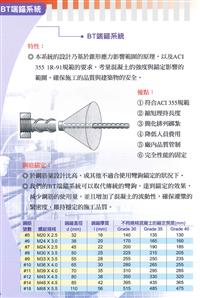 BT端錨系統