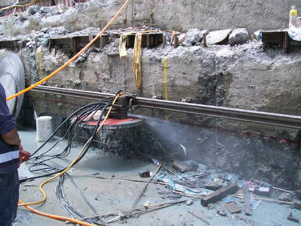混凝土切割、RC切割、地坪切割工程