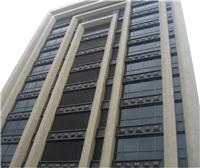 大樓外觀金屬造型