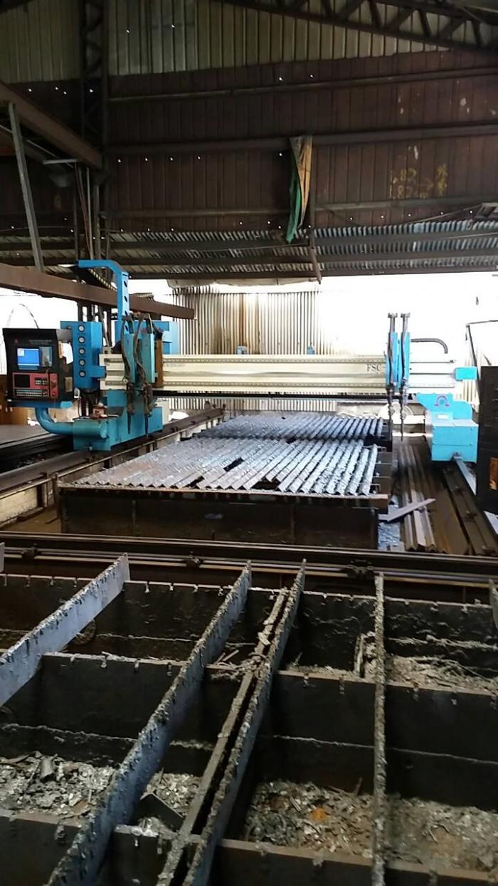 鐵板切割加工