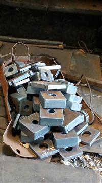 鋼板代客鑽孔加工