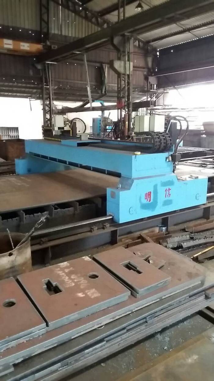 鋼板異形切割加工