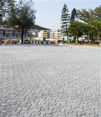 廣場景觀鋪面設計