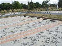 停車場景觀地坪設計