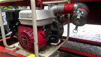 汙水積水馬達抽取運送處理