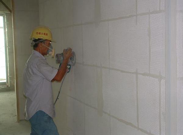 ALC白磚輕隔間工程、ALC輕質磚