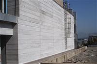 射出成型中空水泥板-薄板外牆-SOGO百貨外牆拉皮