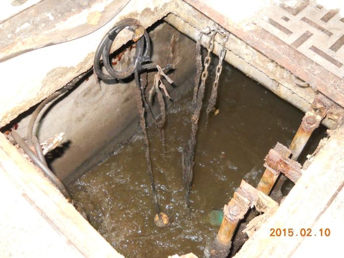 污水、廢水、揚水清潔維修工程