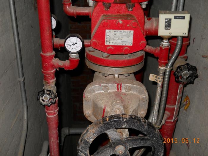 社區大樓消防設備工程維修