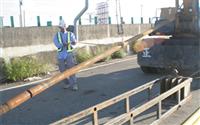 二甲-奇美161kv線地下電纜管路工程