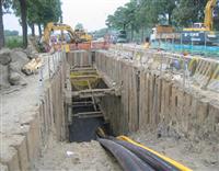 加昌-仕豐161kv線地下電纜管路工程