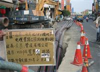 西屏-南屏161kv線地下電纜電線工程