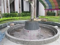 不銹鋼造景噴泉