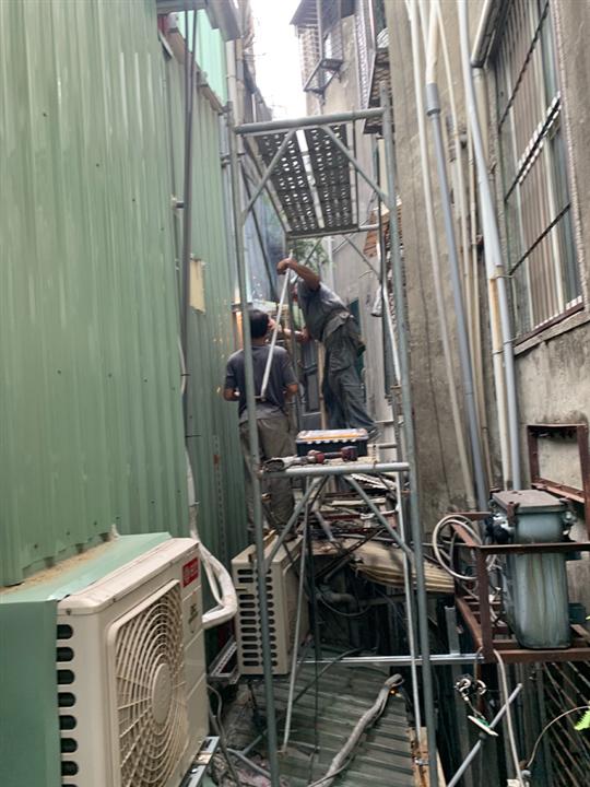台北鋼構鐵架