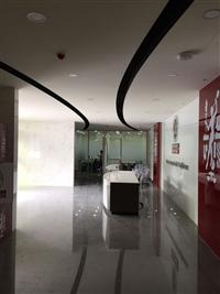暗架矽酸鈣造型天花板