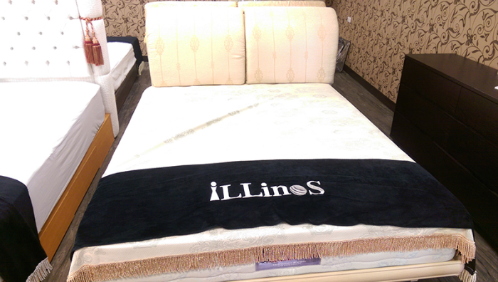 伊利諾-手工床墊