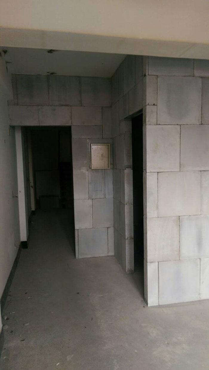 隔熱水泥隔間牆