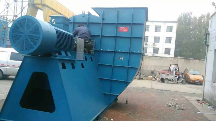 工業用大型風機