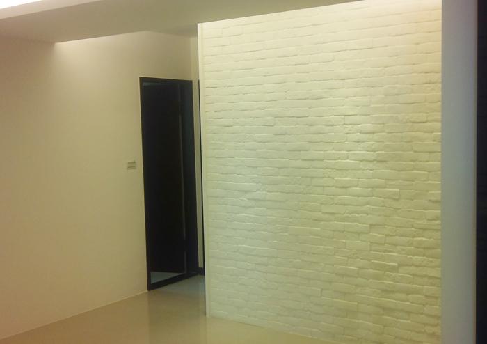 輕隔間牆面油漆粉刷