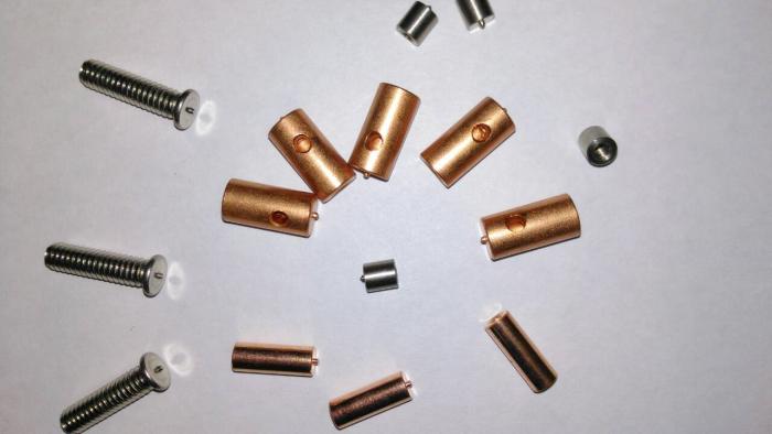 特殊尺寸內外牙植焊釘