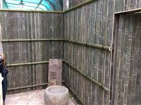 孟宗竹竹片圍籬