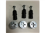 系統櫃KD組合器_轉盤+10mm膨脹螺絲