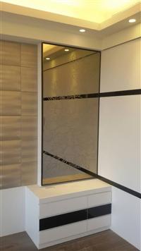茶鏡/噴砂玻璃