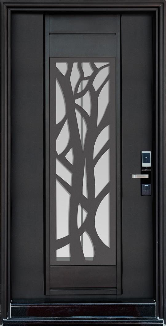 富麗二拉隱藏門