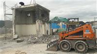 大型廠房重機械拆除