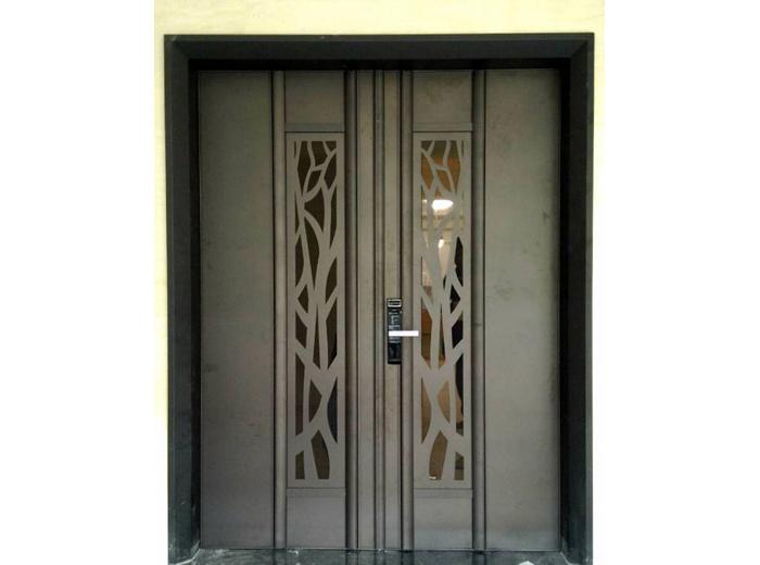 富麗單片隱藏門/對開門