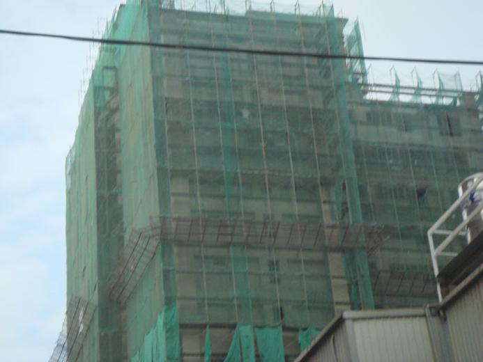 移動式施工架工程