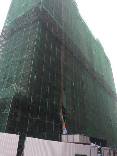 外牆施工架工程
