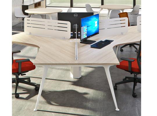 OA屏風,工作桌