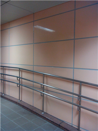 鋁包板、金屬包板、扶手欄杆烤漆