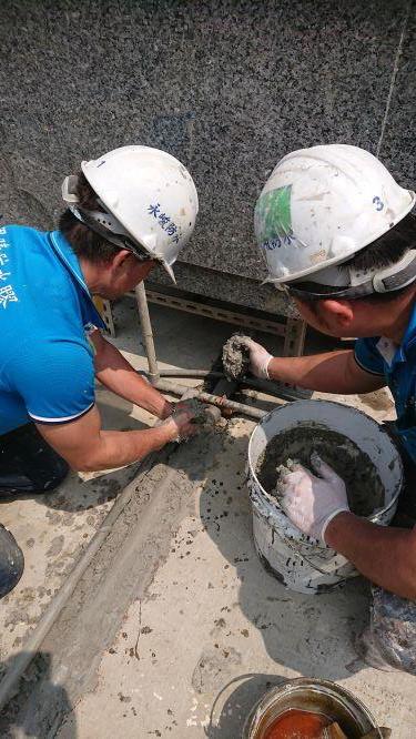 新建案屋頂地坪防水工程