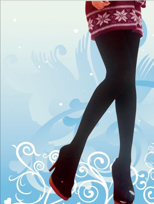 鈦神奇韻律褲襪