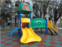 聚乙烯滑梯遊具工程