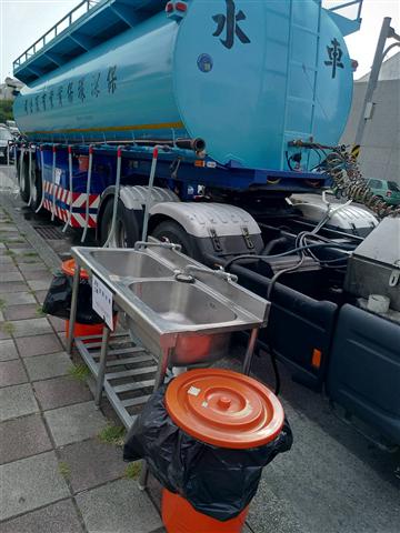 水車定點活動-4台北自來水車、載水車、運水車 北中南部歡迎來電