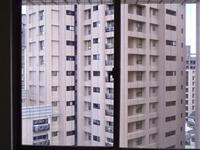 大樓窗戶隱形鐵窗