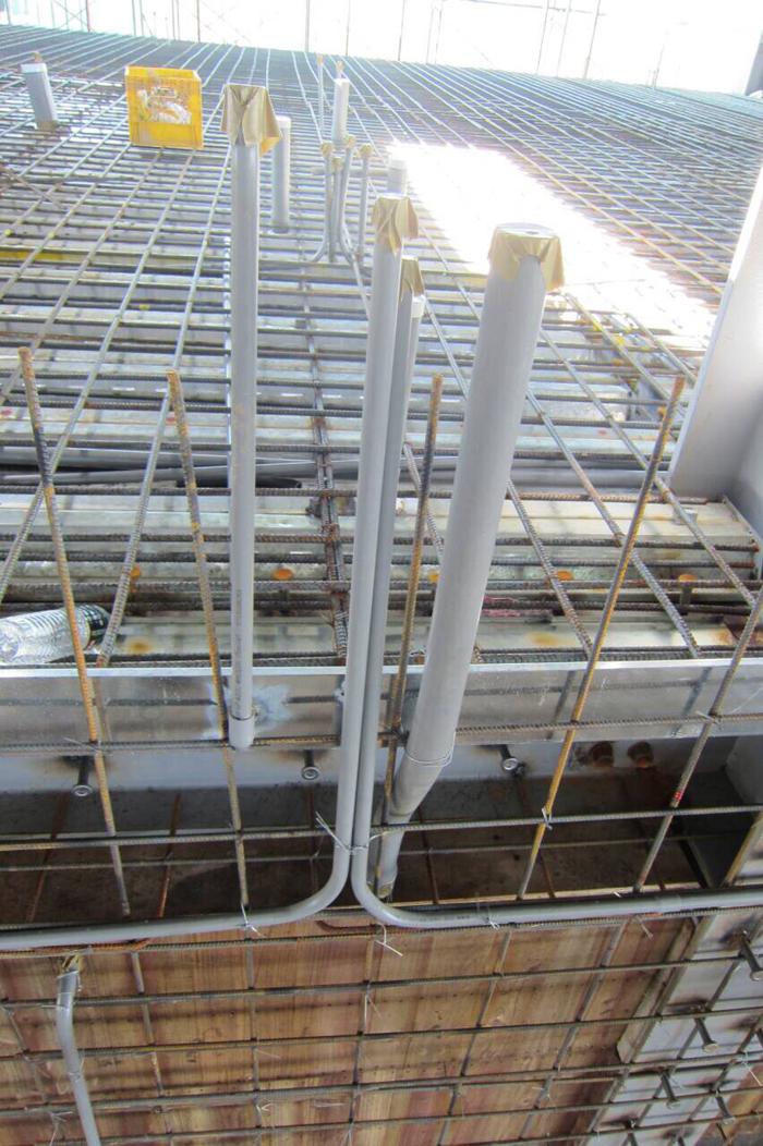 排水配管工程