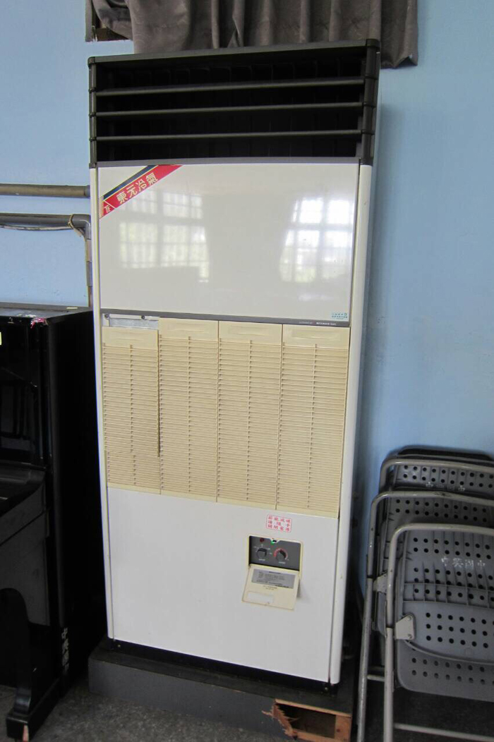 箱型冷氣安裝