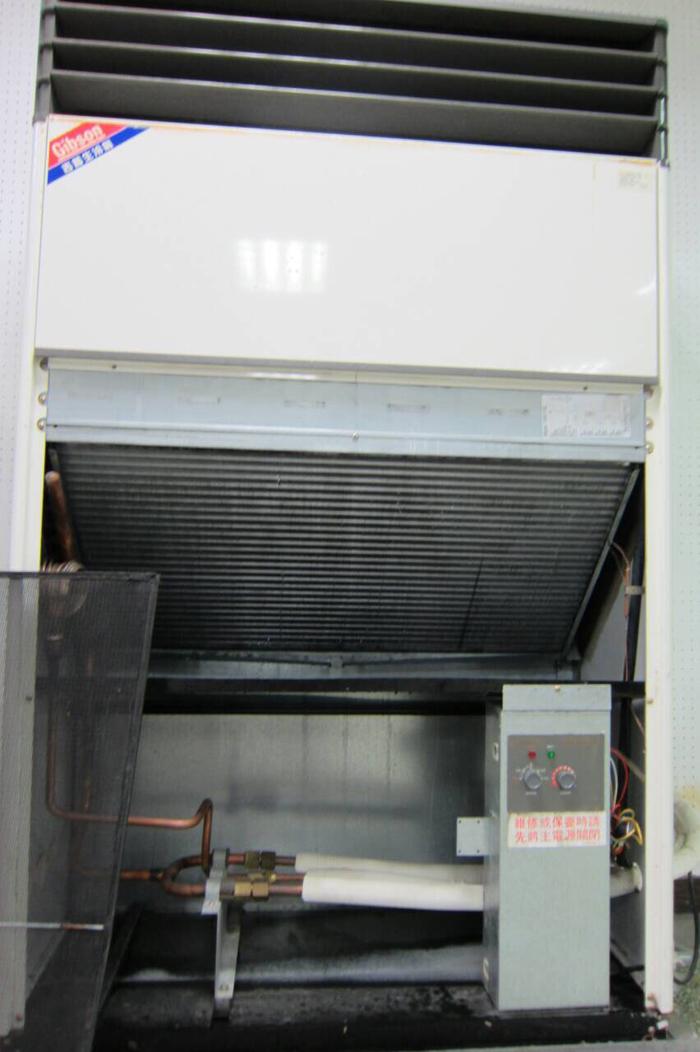 箱型冷氣保養