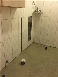 台北浴室泥作防水磁磚施工