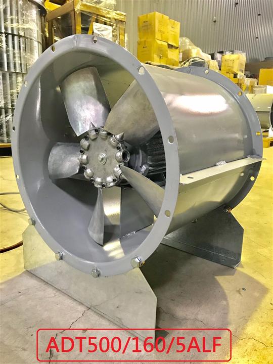 ADT500/160/5ALF 2HP-4P