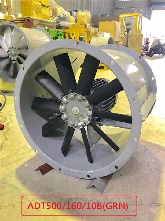 ADT500/160/10B(GRN) 2HP-4P